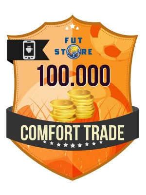 100.000 - 900K FIFA 17 Coins Android (ACCOUNT BIJVULLEN)