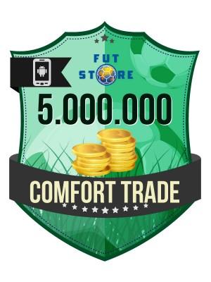 5.000.000 - 9M FUT 17 Coins Android - FIFA17 (ACCOUNT BIJVULLEN)