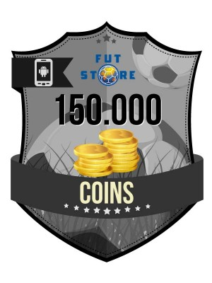 150.000 FIFA 19 Coins Android (15 spelers)