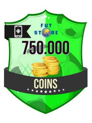 750.000 FIFA 19 Coins Android (75 spelers)