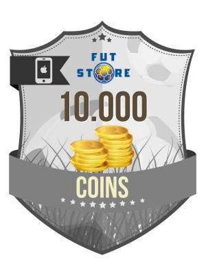 5.000 FIFA 17 Coins iOS (1 speler)