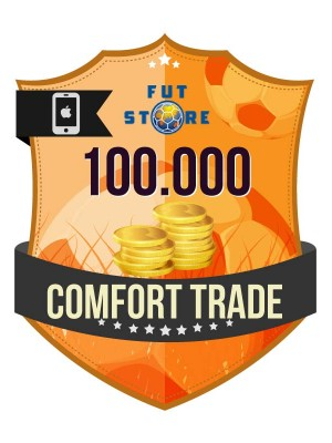 100.000 - 900K FIFA 17 Coins iOS (ACCOUNT BIJVULLEN)