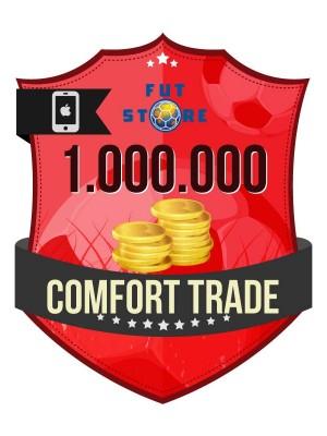 1.000.000 - 4M FUT 17 Coins iOS - FIFA17 (ACCOUNT BIJVULLEN)
