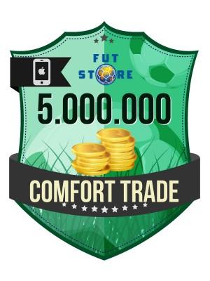 5.000.000 - 9M FUT 17 Coins iOS - FIFA17 (ACCOUNT BIJVULLEN)