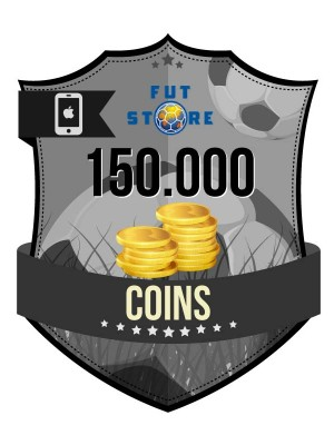 150.000 FIFA 17 Coins iOS (15 spelers)