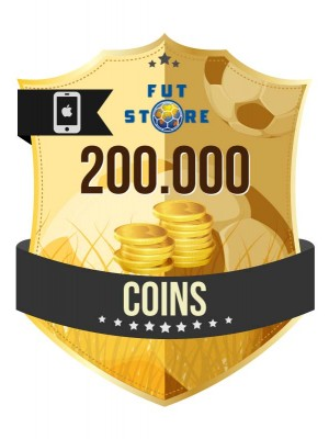 200.000 FIFA 17 Coins iOS (20 spelers)