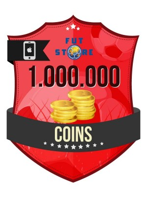 1.000.000 FIFA 17 Coins iOS (100 spelers)