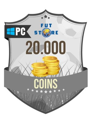 20.000 FIFA 17 Coins PC / Origin (2 spelers)