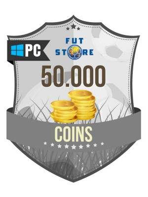 50.000 FIFA 17 Coins PC / Origin (5 spelers)