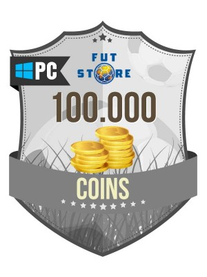 100.000 FIFA 17 Coins PC / Origin (10 spelers)