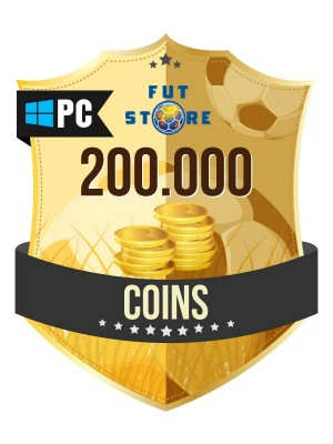 200.000 FIFA 17 Coins PC / Origin (20 spelers)