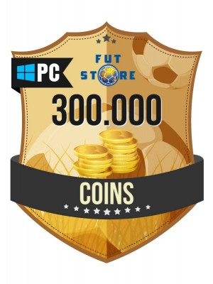 300.000 FIFA 17 Coins PC / Origin (30 spelers)