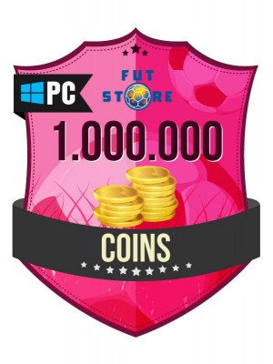 1.000.000 FIFA 17 Coins PC / Origin (100 spelers)