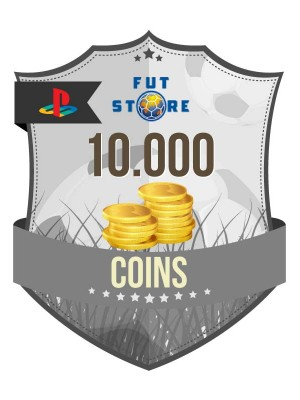 10.000 FIFA 18 Coins PS3 - Playstation 3