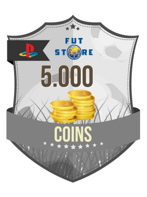 5.000 FIFA 17 Coins PS4 - Playstation 4 (1 speler)