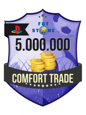 5.000.000 - 9M FUT 18 Coins PS3 - FIFA18 (ACCOUNT BIJVULLEN)