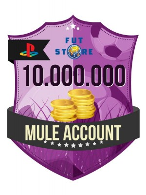 10.000.000 - 14M FUT 15 Coins PS3 - FIFA15 (ACCOUNT)