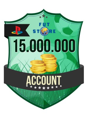 15.000.000 - 19M FUT 15 Coins PS3 - FIFA15 (ACCOUNT)