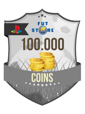 100.000 FIFA 17 Coins PS3 - Playstation 3 (10 spelers)