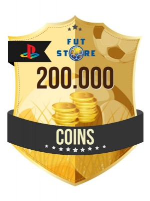 200.000 FIFA 18 Coins PS3 - Playstation 3