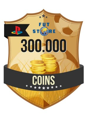 300.000 FIFA 17 Coins PS3 - Playstation 3 (30 spelers)