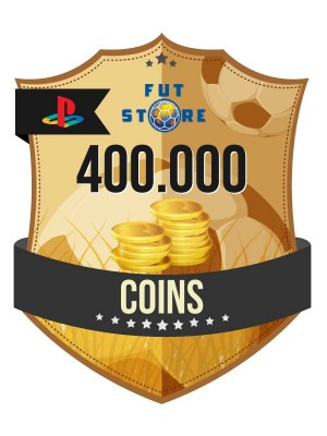 400.000 FIFA 17 Coins PS3 - Playstation 3 (40 spelers)