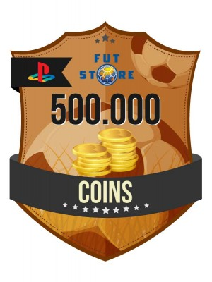 500.000 FIFA 17 Coins PS3 - Playstation 3 (50 spelers)