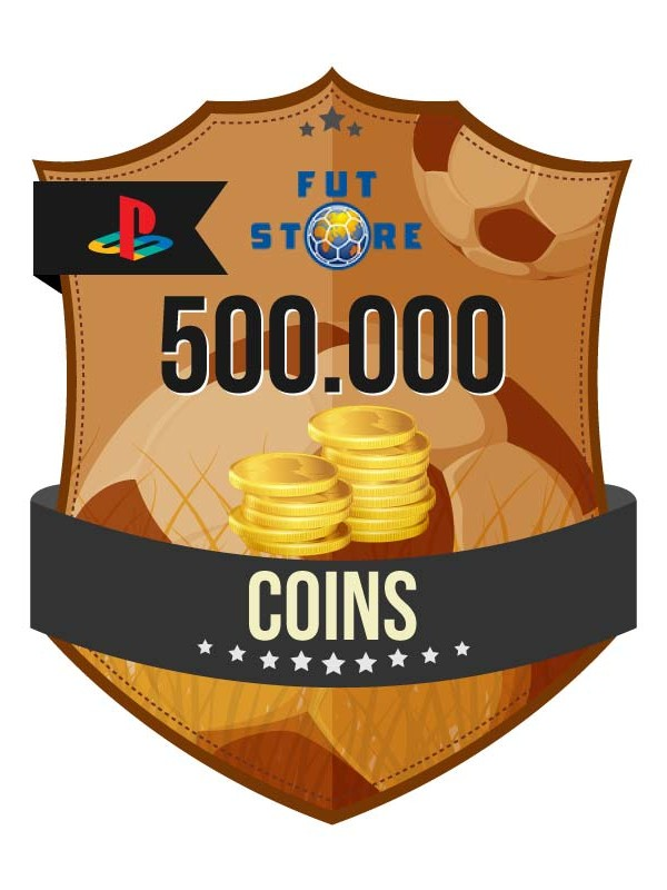 500.000 FIFA 19 Coins PS3 - Playstation 3