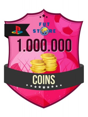 1.000.000 FIFA 17 Coins PS3 - Playstation 3 (100 spelers)