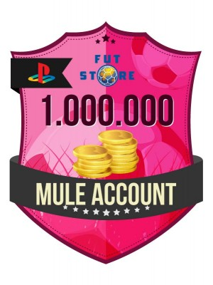 1.000.000 - 4M FUT 16 Coins PS3 - FIFA16 (MULE ACCOUNT)