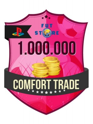 1.000.000 - 4M FUT 18 Coins PS3 - FIFA18 (ACCOUNT BIJVULLEN)