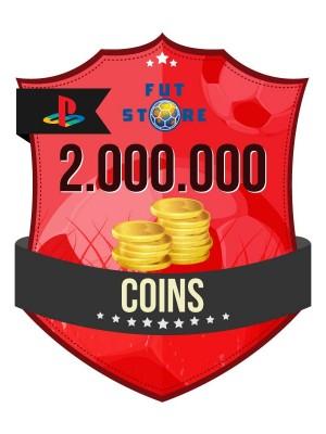 2.000.000 FUT Coins PS3 - FIFA14