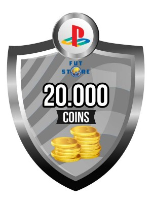 20.000 FIFA 17 Coins PS4 - Playstation 4 (2 spelers)