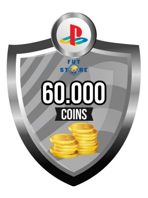 60.000 FIFA 17 Coins PS4 - Playstation 4 (6 spelers)