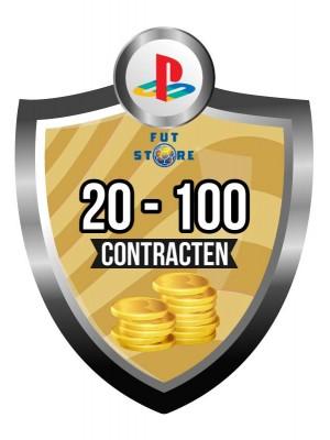 Contracten Verkopen Op Playstation 4 FIFA 15