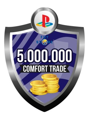 5.000.000 - 9M FUT 17 Coins PS4 - FIFA17 (ACCOUNT BIJVULLEN)
