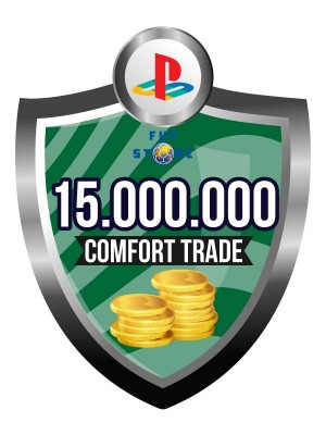 15.000.000 - 19M FIFA 15 Coins PS4 - Playstation 4 (COMFORT TRADE)