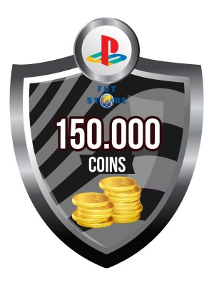 150.000 FIFA 17 Coins PS4 - Playstation 4 (15 spelers)