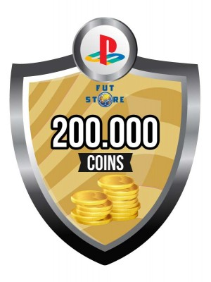 200.000 FIFA 17 Coins PS4 - Playstation 4 (20 spelers)