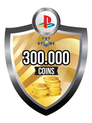 300.000 FIFA 17 Coins PS4 - Playstation 4 (30 spelers)