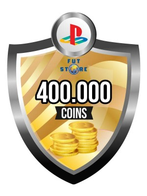 400.000 FIFA 17 Coins PS4 - Playstation 4 (40 spelers)