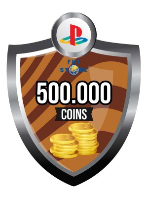 500.000 FIFA 17 Coins PS4 - Playstation 4 (50 spelers)