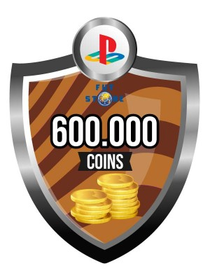 600.000 FIFA 17 Coins PS4 - Playstation 4 (60 spelers)
