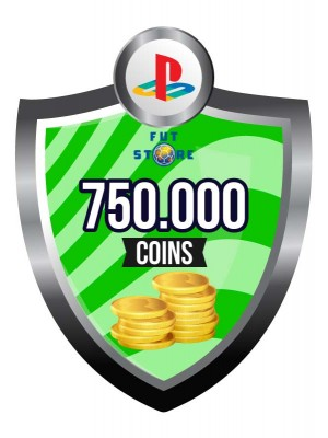 750.000 FIFA 17 Coins PS4 - Playstation 4 (75 spelers)