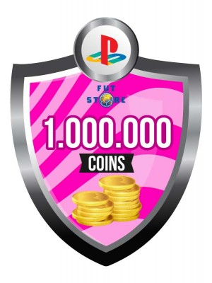 1.000.000 FIFA 17 Coins PS4 - Playstation 4 (100 spelers)