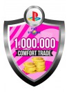 1.000.000 - 4M FUT 19 Coins PS4 - FIFA19 (ACCOUNT BIJVULLEN, COMFORT TRADE)