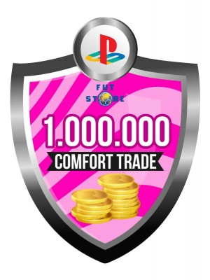 1.000.000 - 4M FUT 18 Coins PS4 - FIFA18 (ACCOUNT BIJVULLEN)