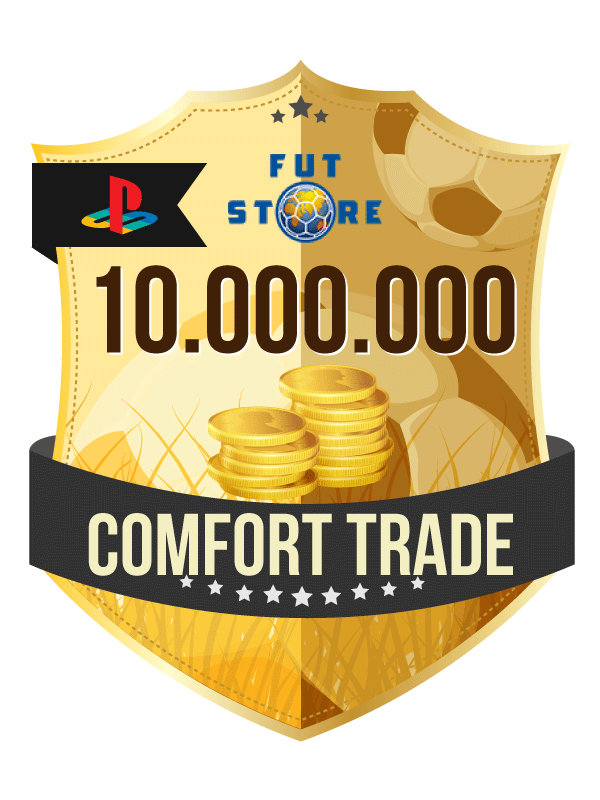 10.000.000 FIFA 21 Coins PS4 - (VEILIG - ACCOUNT BIJVULLEN, COMFORT TRADE)