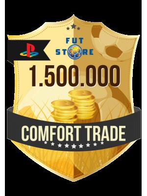 1.500.000 FIFA 21 Coins PS4 - (VEILIG - ACCOUNT BIJVULLEN, COMFORT TRADE)