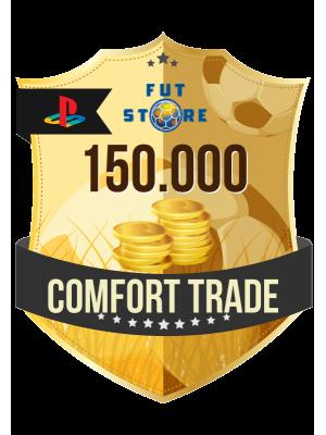 150.000 FIFA 21 Coins PS5 - (VEILIG - ACCOUNT BIJVULLEN, COMFORT TRADE)